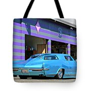 Kustom On The Riviera  Tote Bag