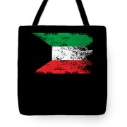 Kuwait Shirt Gift Country Flag Patriotic Travel Asia Light Tote Bag