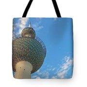 Kuwait Towers Tote Bag