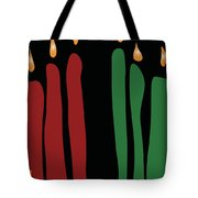 Kwanzaa Card Tote Bag