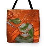 Kwepena - Tile Tote Bag