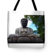 Kwon Yin Temple 7 Tote Bag
