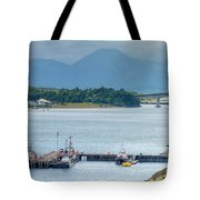 Kyle Of Lochalsh And The Isle Of Skye, Tote Bag
