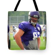 Kyle Rudolph Tote Bag