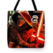 Kylo Ren And Assistants Tote Bag