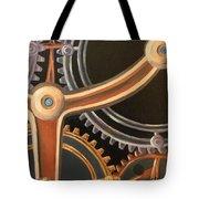 Kym's Clockwork Tote Bag