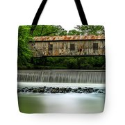 Kymulga Covered Bridge  1864 Tote Bag