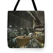 Kyoto Main Train Station - Japan Tote Bag