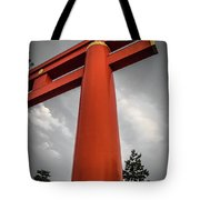 Kyoto Torii Tote Bag