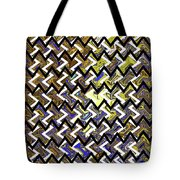 L T Z Abstract Tote Bag