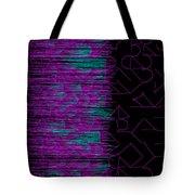 l14-FF00DD-3x3-1200x1200 Tote Bag