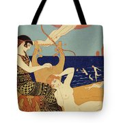 La Bague Symbolique Tote Bag