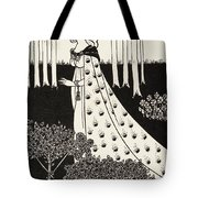 La Beale Isolde Tote Bag
