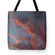 La Boca Sunset Tote Bag