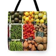 La Boqueria Produce Tote Bag