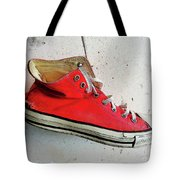 The Artists Boot Tote Bag