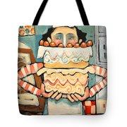 La Boulanger Francaise Tote Bag