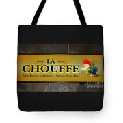 La Chouffe Sign Tote Bag