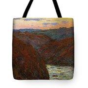La Creuse, Sunset Tote Bag