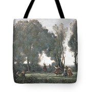 La Danse Des Nymphes Tote Bag
