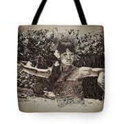 Dance,indonesian Women Tote Bag