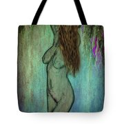 La Femme II Tote Bag