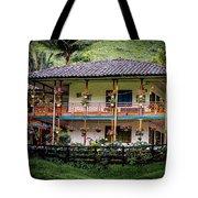 La Finca De Cafe - The Coffee Farm Tote Bag