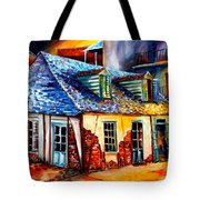 La Fittes Blacksmith Shop Tote Bag