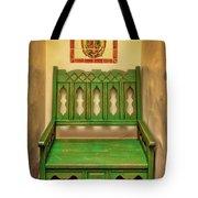 La Fonda Bench Tote Bag