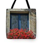 La Gacilly, Morbihan, Brittany, France, Window Tote Bag