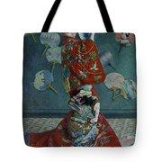 La Japonaise Tote Bag