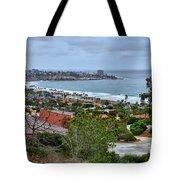 La Jolla Shoreline Tote Bag