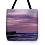 La Jolla Sunset Tote Bag