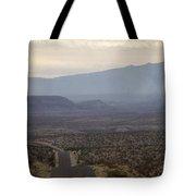 La Linda Ghost Town Tote Bag