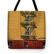 La Lunchonette Tote Bag