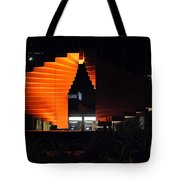 L.a. Nights Tote Bag