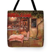 La Palette Tote Bag by Guido Borelli