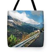 La Palma - Barranco De Las Angustias Tote Bag