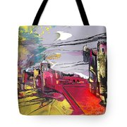 La Place Rouge Espagnole Tote Bag
