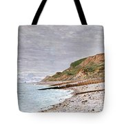 La Pointe De La Heve Tote Bag