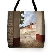 La Purisima Arch Tote Bag