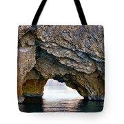 La Roca Foradada - Of L'estartit Tote Bag