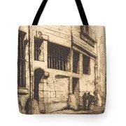 La Rue Des Mauvais Gar?ons, Paris (the Street Of The Bad Boys) Tote Bag
