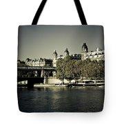 La Seine I Tote Bag