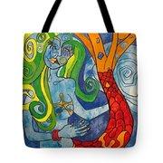 La Sirenita Tote Bag
