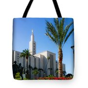 La Temple Children Tote Bag