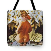 La Tigresa Tote Bag