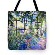La Tonnelle The Arbor Tote Bag