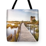 La Tour Carbonniere - Camargue - France Tote Bag