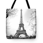 La Tour Eiffel, Paris Tote Bag
